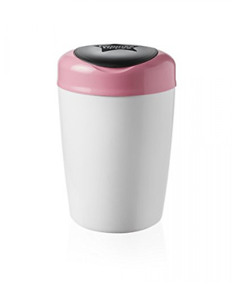 Tommee Tippee Simplee Sangenic Nappy Disposal Tub (Pink)