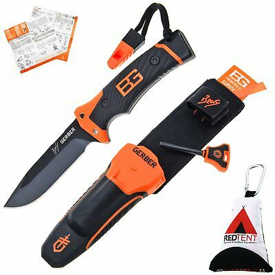 GERBER Bear Grylls Ultimate Pro Knife Outdoor Messer Survival BG Abenteuer