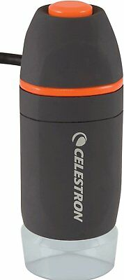 UNDER HALF PRICE! Celestron 44301 Mini Handheld Digital Microscope RRP £30