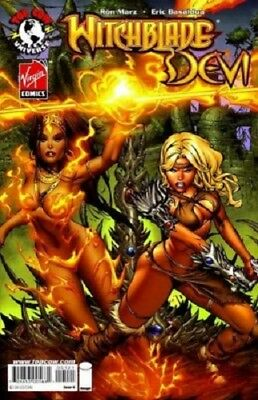 Witchblade/Devi #1 Cover B Top Cow NM