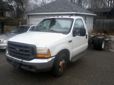 2000 Ford F-350  ford f-350 7.3 diesel Runs, drives excellent solid truck NO RESERVE!