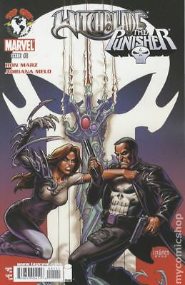Witchblade/Punisher #1 Marvel Top Cow NM