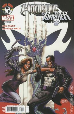 Witchblade/Punisher #1 Marvel Top Cow VF