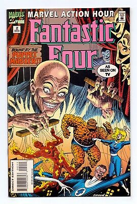 Marvel Action Hour Ft. Fantastic Four #2 To #8 - Seven Issues!