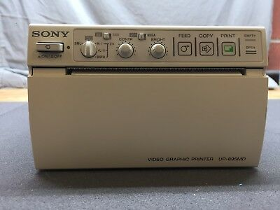 Sony UP-895MD Analog Video Graphic Printer With WARRANTY
