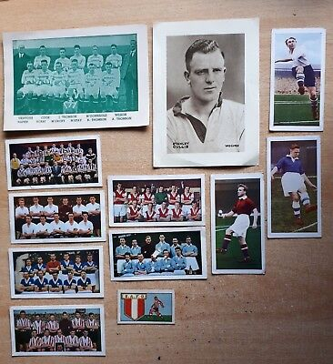 Footballers Celtic 1931 Chix Shermans Wolves Soccer Bubble Gum Trade Cards etc
