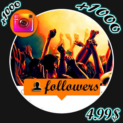 buy +1000 Insta Followers / Real and active >  instqgrq; followers