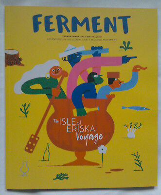 Ferment Magazine Issue 21