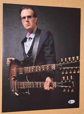 Joe Bonamassa Signed Autographed 8x10 Photo Blues Rock Guitarist Bas Beckett Coa Entertainment Memorabilia