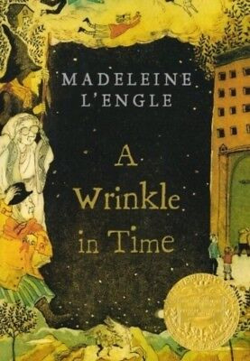 🚛Fast Shipping! A Wrinkle In Time (Time Quintet #1) Madeline L'Engle Paperback
