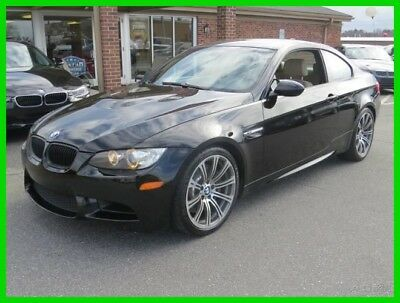 2008 BMW M3 Base Coupe 2-Door 2008 Used 4L V8 32V Manual RWD Coupe Premium
