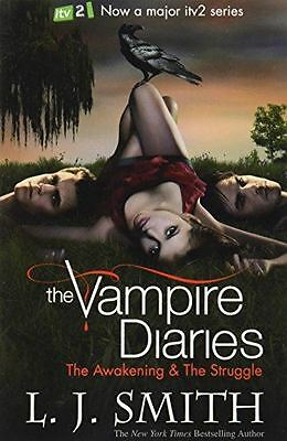 Vampire Diaries Books 1 to 6 (4 Books) Collection Set Pack TV Tie Edition (The A