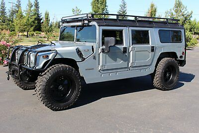 1996 Hummer H1 Wagon 1996 H1 Hummer Wagon Turbo  Diesel 4x4 LOW MILES