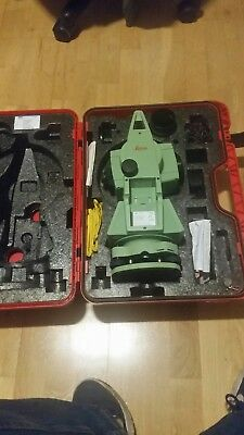 Leica Tcr705 Extended Range Reflectorless Total Station