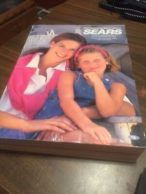 Vintage 1993 Spring/Summer Sears Roebuck Catalog