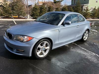 2010 BMW 1-Series 128i 2010 BMW 128i COUPE / 3.0L / LEATHER / NO RESERVE!