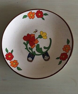 Vintage 1970s? Fred Roberts ? Or Interpur? Decoration Plate