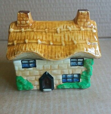 Beswick Cottage Jam Preserve Pot with Lid