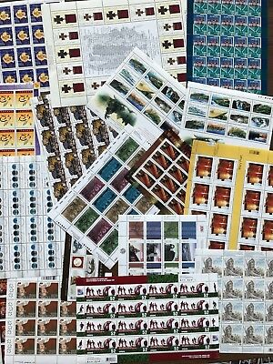 DISCOUNTED Canada Postage Lot $500 Face Value - All Sheets .43 Cents ++