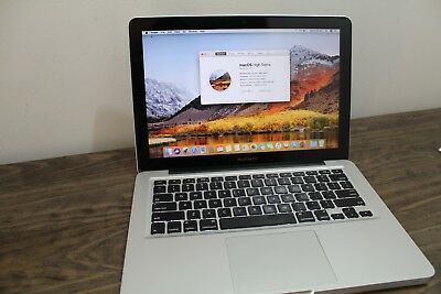 """Apple MacBook Pro 13"""" A1278 Early 2011 2.3GHz Core i5 4Gb RAM 500Gb HDD"""