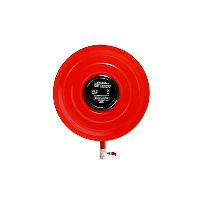 Firechief RMFM19 Hose Reel, Fixed Manual, 19 mm, Red