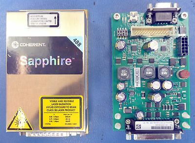 Coherent Sapphire 488-75 Laser with Controller & Cable | 521113 | Fully Tested!!