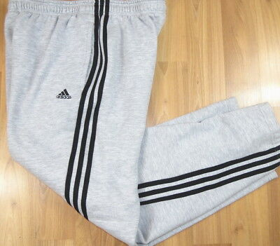 Mens Adidas Cotton Sweat Pants Size Xl Nice