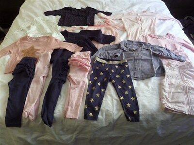 Girls Clothes Bulk Size 1 Size 2