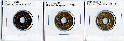 Telephone Tokens -  Thailand - L21