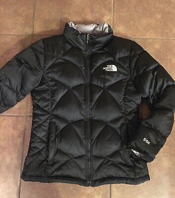Girls North Face Aconcagua 550 Coat Size Large 14/16