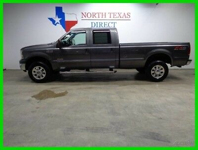 2007 Ford F-350 Lariat 4WD Leather Heated Seats Diesel Long Bed Ne 2007 Lariat 4WD Leather Heated Seats Diesel Long Bed Ne Used Turbo 6L V8 32V