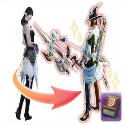 FINAL FANTASY XIV FFXIV Level Boost Tales of Adventure: One Bard's Journey I GIL