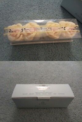 Partylite Fresh Home Sun Kissed Cotton New In Box