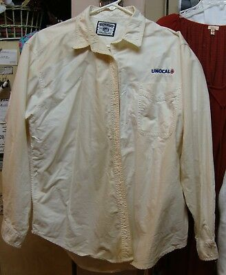 Very Rare Unocal UNION 76 COLLECTIBLE Ladies Shirt XL