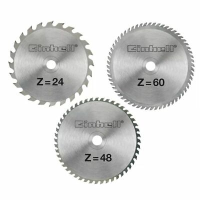 Einhell HM Saw Blade Set 250 x 30 x 3 mm AK for Saws TE-TS 1825/TH-TS 1525 U