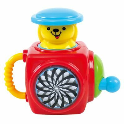 Playgo Play Box Jack In The Box Baby Toddler Activity Toy Playset Gift 2830