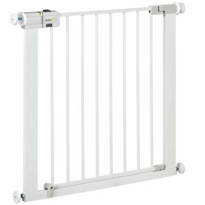 Safety 1st Baby Pet Safety Gate Barrier Guard Easy Close 73 cm Metal 24754310