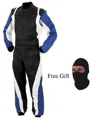 Go Kart Race Suit With Free Gift