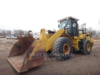 2012 CATERPILLAR 950K Wheel Loaders