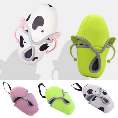 Protective Insulated Sleeve Cover Case For Baby Bottles 8oz Comotomo With Sling