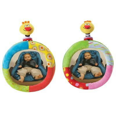 Taf Toys Safe Mirror Baby Toddler Car Vehicle Rear Seat Activity Toy 11065