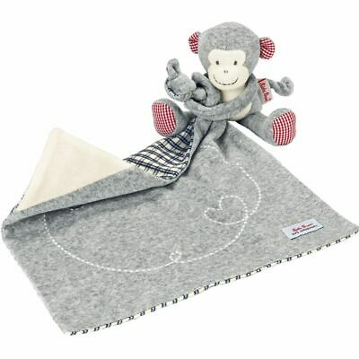 Käthe Kruse Towel Doll Monkey Carlo Model Toy for Baby Newborn Grey 0174905