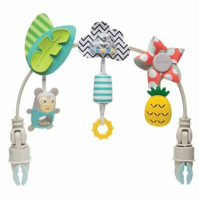 Taf Toys Car Seat Activity Toy Tropical Orchestra Arch Baby Mobiles 12135