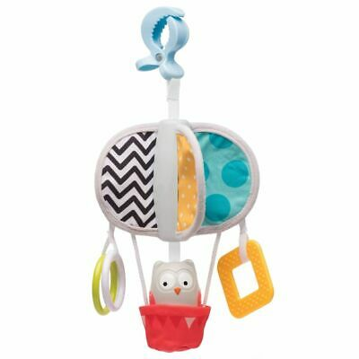 Taf Toys Obi Owl Chime Bell Mobile Baby Toddler Crib Pram Activity Toy 12165