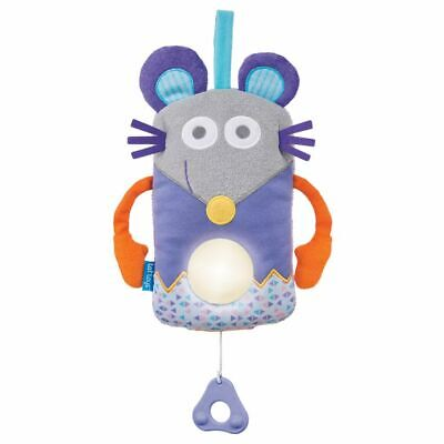 Taf Toys Musical Sleepy Pal Mouse Baby Toddler Infant Activity Play Mobile 11785