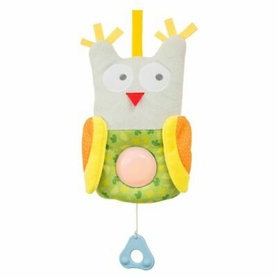 Taf Toys Musical Sleepy Pal Owl Baby Toddler Infant Activity Play Mobile 11795