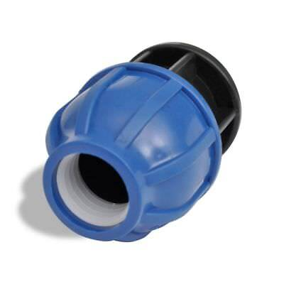 NEW PE Hose Connector Hose Fitting Com. End Cap 16 bar 20/25/32 mm Selectable