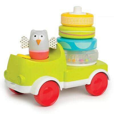 Taf Toys Stacking Truck Crawl 'n Stack Kids Baby Educational Sorting Toy 11945