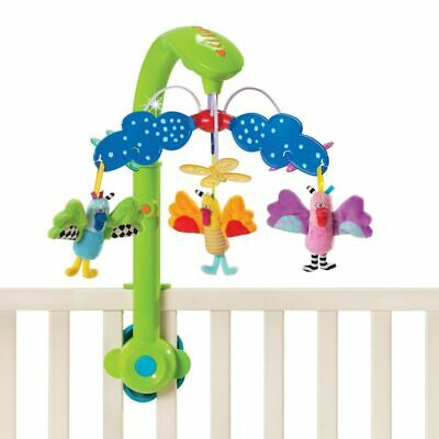 Taf Toys Baby Infant Crib Cot Pram Mobile Musical Ducks with Light Show 11625