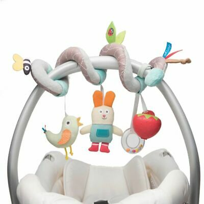 Taf Toys Car Seat Activity Toy Garden Spiral Baby Toddler Cot Crib Mobile 12105